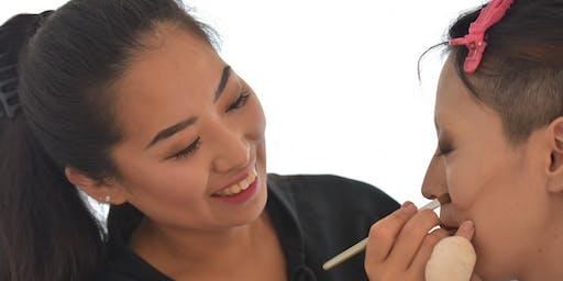 Make-Up workshop by @makeupfelicealice