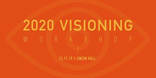 2020 Visioning Workshop