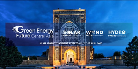 Green Energy Future Central Asia 2020 tickets