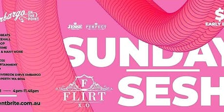 FLIRT X.O SUNDAY SESH tickets