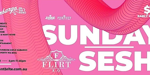 FLIRT X.O SUNDAY SESH