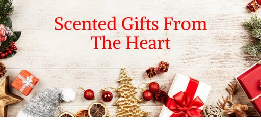 Scented Gifts From The Heart For Christmas