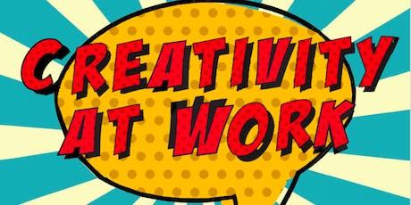 Creativity at Work - Sydney tickets