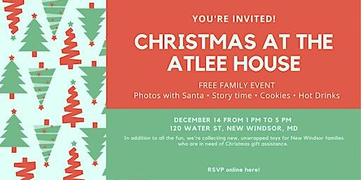 Christmas at Atlee