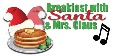 Breakfast with Mr. and Mrs. Claus