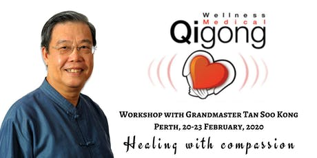 Wellness Medical Qigong workshop with Grandmaster Tan tickets