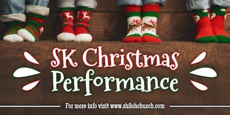 Shiloh Kids Christmas Performance  tickets