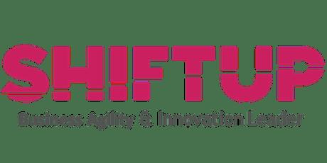 Shiftup : Agilité d'affaires et leadership innovant -Certification ICAgile billets