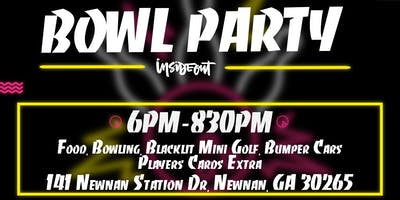 InsideOut - CREW NIGHT: Bowl Party