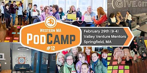 PodCamp WesternMass #12