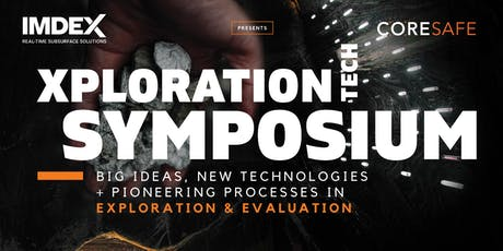 Xploration Technology Symposium 2020 – Presented by IMDEX and CoreSafe tickets
