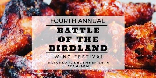Fourth Annual Battle of the Birdland