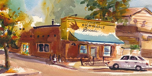 Beginning Watercolor with Richard Sheppard