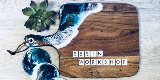 Resin Board Workshop