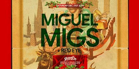 Miguel Migs tickets