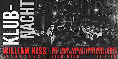 Klubnacht 2 - Imperial Hotel tickets