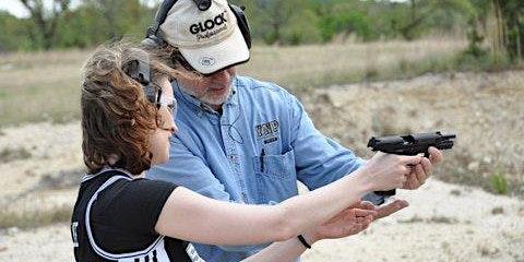 Ladies-Only TDR Training Combo (Intro to Handgun + License to Carry) - Gun Shack