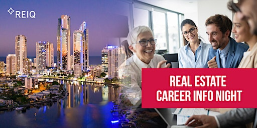 Real Estate Careers Information Session with the REIQ 2020