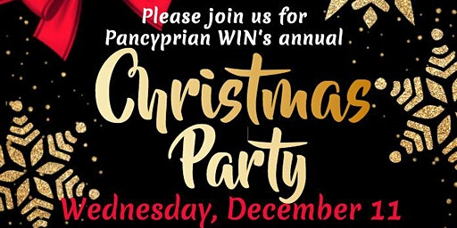 Pancyprian WIN 2019 Annual Holiday Membership Event