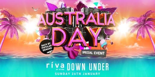 Riva Down Under - Australia Day Special Event