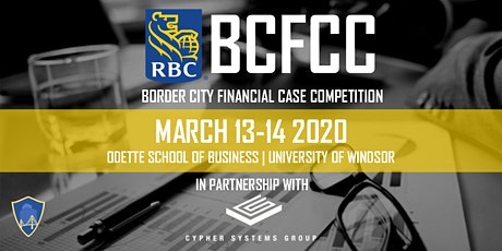 2020 RBC Border City Financial Case Competition tickets