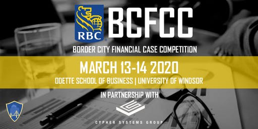 2020 RBC Border City Financial Case Competition