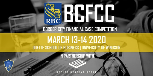 2020 RBC Border City Financial Case Competition