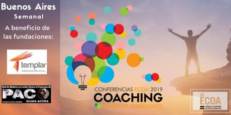 """ECOA  Eventos """"Coaching un mundo de Posibilidades"""" entradas"""