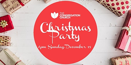 The Congregation Christmas Party 2019 tickets