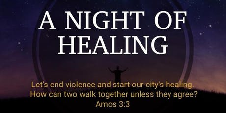 A Night of Healing tickets