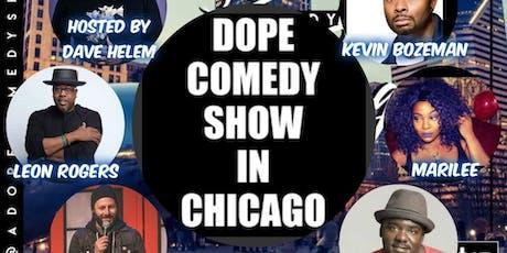Dope Comedy Show Saturday Night tickets