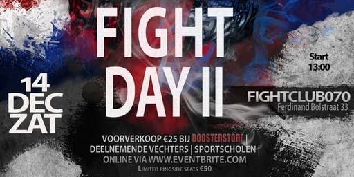 Boosterstore Fightday II