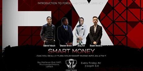 INTRODUCTION TO FOREX & CRYPTO-CURRENCY tickets