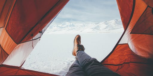 Camping d'hiver - Adirondacks : Phelps + Escalade de glace