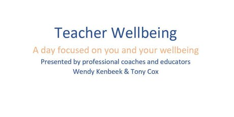 Teacher Wellbeing - Re-energize and Reset for 2020 tickets