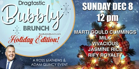 Ross Mathews Presents: Dragtastic Bubbly Brunch Holiday Edition! tickets
