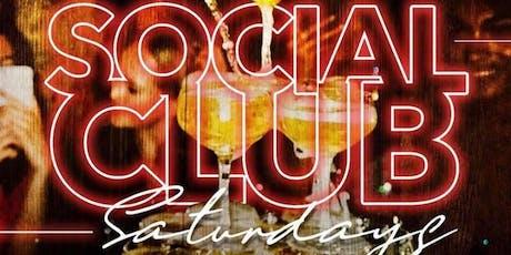 Social Club Saturdays at Ponies & Pints Bar tickets