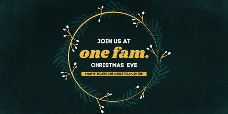 ONE FAM - Christmas Eve Worship Night tickets