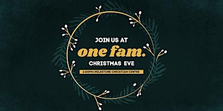 ONE FAM - Christmas Eve Worship Night tickets