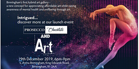 PROSECCO CHOCOLATE AND ART tickets
