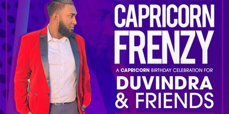 Capricorn Frenzy 2 tickets