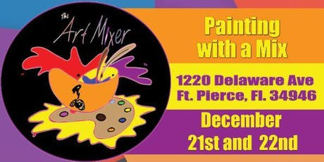 Art Mixer- Painting with a Twist tickets
