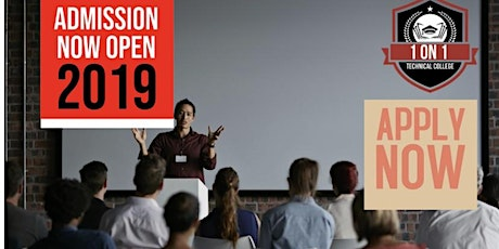 1 on 1 Technical College Open House  tickets