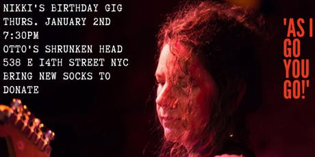 Nikki and the Human Element Birthday/New Years Gig.  tickets