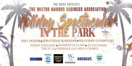 Holiday Spectacular in the Park 2019