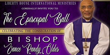 THE EPISCOPAL BALL FOR BISHOP VANCE OLDES tickets