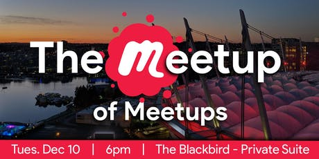 The Meetup of Meetups tickets