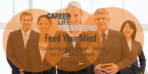 Cascading your company Values for a powerful culture