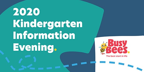 Busy Bees at Chinchilla - Kindergarten Information Evening tickets