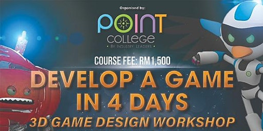 3D Game Workshop
